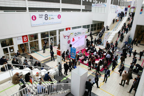 Pharma set for prosperous 2018 as 44,500 attend CPhI Worldwide